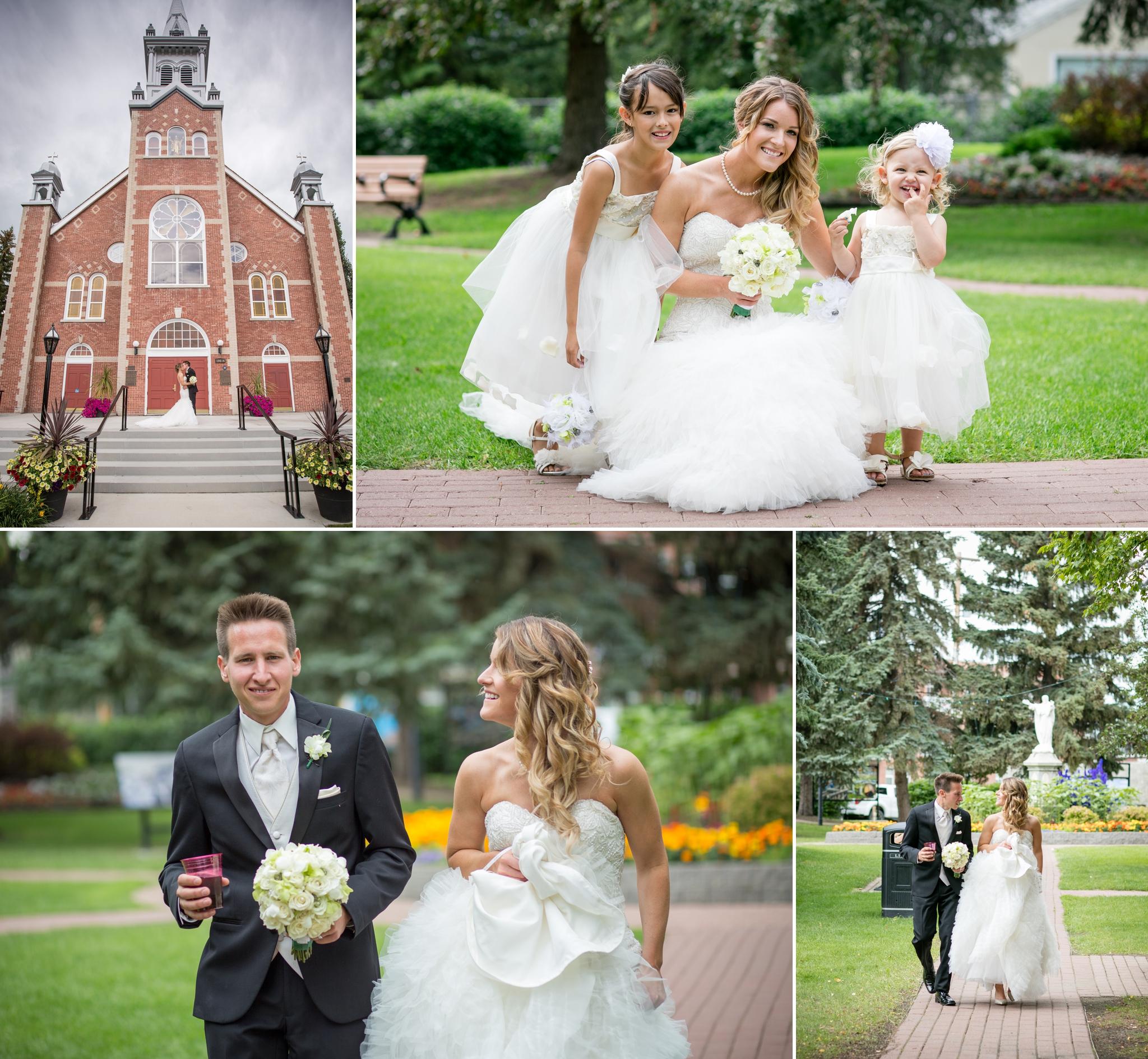 Morinville Westlock Alberta Gatsby themed wedding